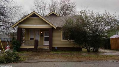 Single Family Home For Sale: 815 W 19th