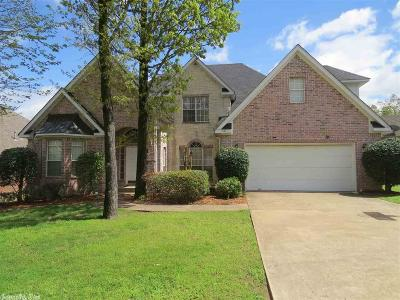 Little Rock Single Family Home For Sale: 40 Berney Way Drive