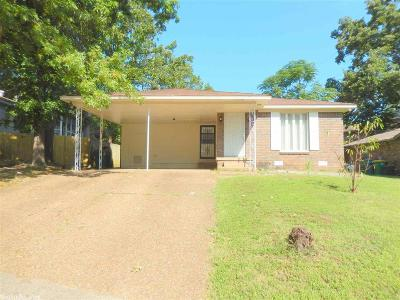 Single Family Home For Sale: 404 Monterey Drive