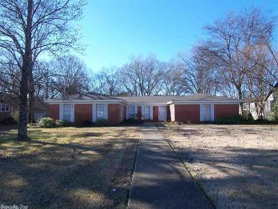 Monticello AR Single Family Home For Sale: $198,000