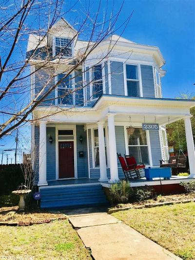 Little Rock Single Family Home For Sale: 2305 S Gaines