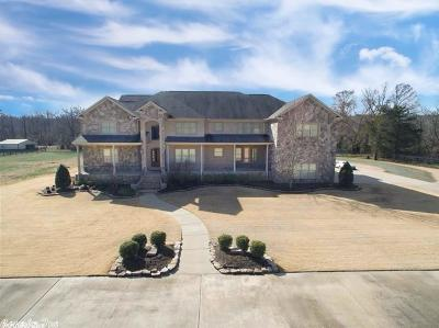 Roland Single Family Home For Sale: 9823 Barrett Road