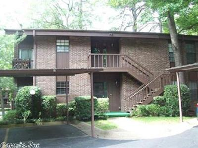 Garland County Condo/Townhouse For Sale: 2315 Lakeshore Dr I-4