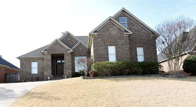 Little Rock Single Family Home For Sale: 6 Epernay Circle