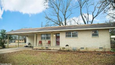 Grant County, Saline County Single Family Home For Sale: 1211 Old Camden Trail