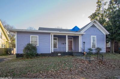 Single Family Home Take Backups: 2105 W 16th Street