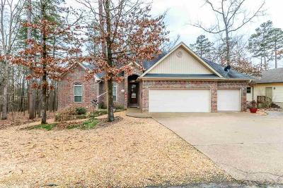 Hot Springs Village, Hot Springs Vill. Single Family Home For Sale: 15 Sobresalir Ln