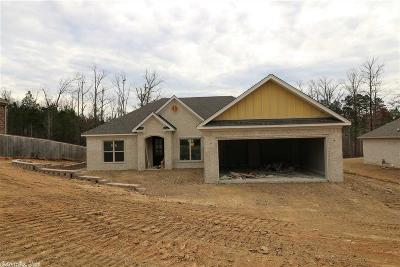 Little Rock Single Family Home New Listing: Lot 21 Lochridge