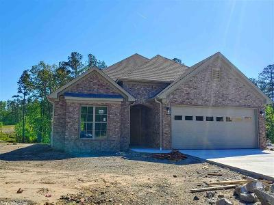 Little Rock Single Family Home For Sale: 5 Saffron Circle