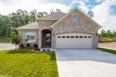 Little Rock Single Family Home New Listing: 115 Rosemary Way