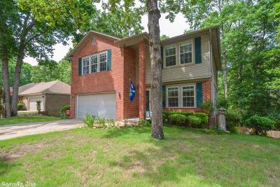Single Family Home For Sale: 1300 River Oaks Drive
