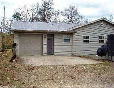 Little Rock Single Family Home Back On Market: 1100 Jabo Lake Road