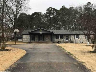 Benton Single Family Home For Sale: 8411 Hart Road
