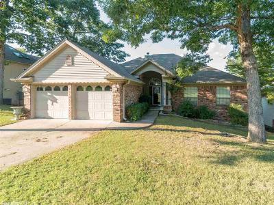 Single Family Home Back On Market: 12410 Eagle Pointe Lane