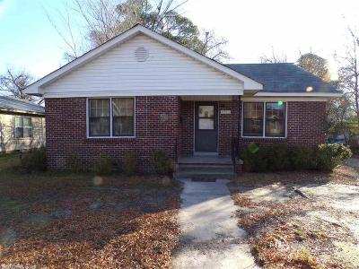 Pine Bluff Single Family Home New Listing: 1711 S Hickory Street