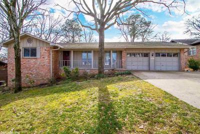 North Little Rock Single Family Home New Listing: 4200 Dunkeld