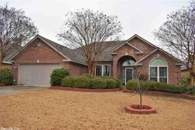 Maumelle Single Family Home New Listing: 107 Margeaux Drive