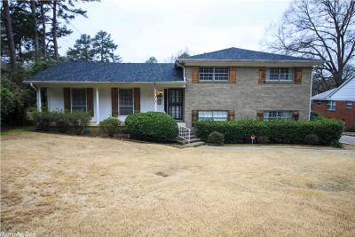 Little Rock Single Family Home New Listing: 1300 N Hughes Street