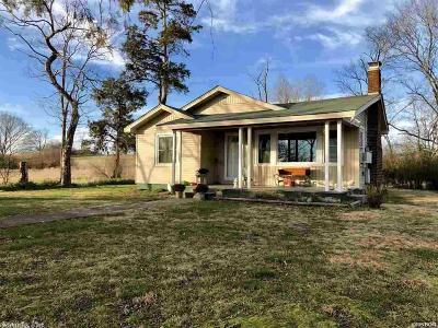 Bismarck, Fountain Lake, Glenwood, Hot Springs Village, Magnet Cove, Malvern Single Family Home New Listing: 2786 E Hwy 70