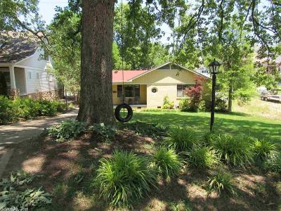 Little Rock Single Family Home New Listing: 4924 Stonewall Road