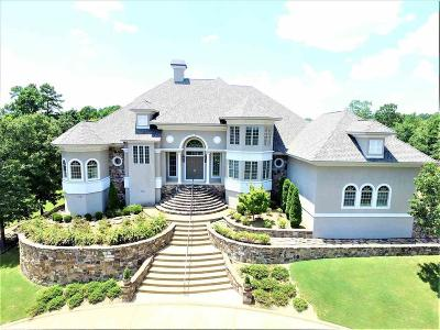 Hot Springs Single Family Home New Listing: 220 Oak Shores Circle