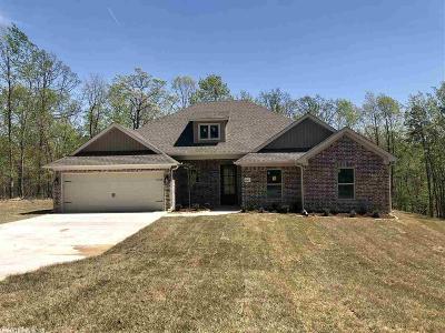 Benton Single Family Home For Sale: Lot 61 Northview