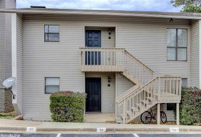Hot Springs Condo/Townhouse For Sale: 120 Catalina #3A
