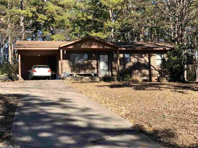 Heber Springs AR Single Family Home New Listing: $65,000