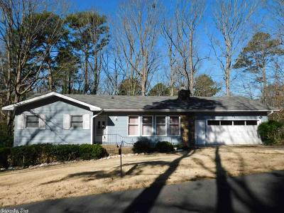Hot Springs Vill. AR Single Family Home New Listing: $139,900