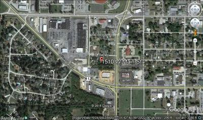 Paragould Residential Lots & Land For Sale: 1518 W Main