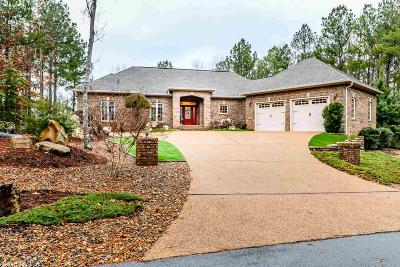 Hot Springs Vill. AR Single Family Home For Sale: $289,000
