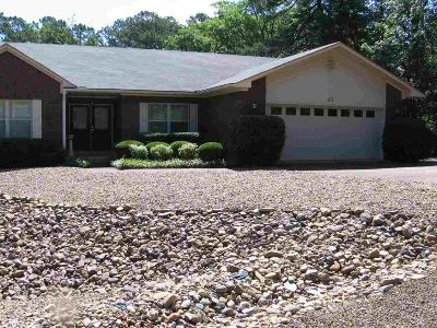 Saline County Single Family Home New Listing: 53 Jardinero Drive