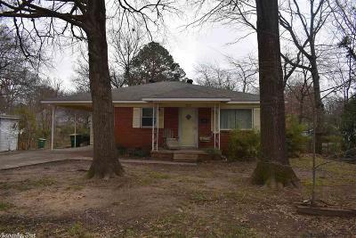 Little Rock Single Family Home For Sale: 709 N Buchanan Street