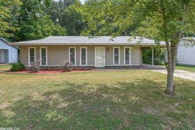 Sherwood Single Family Home For Sale: 7914 Bronco Lane