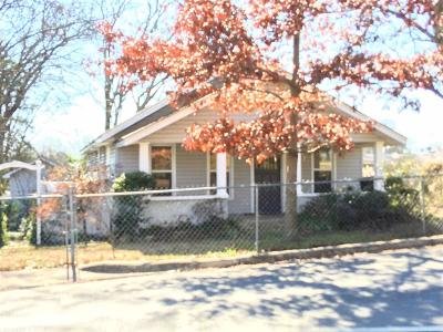 Hot Springs Single Family Home New Listing: 1729 St. Louis Street