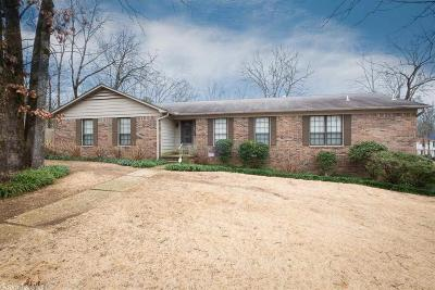 Little Rock Single Family Home For Sale: 2 Chaparral