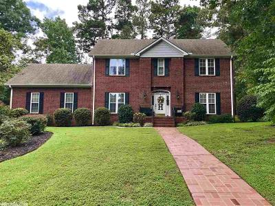 Hot Springs Single Family Home New Listing: 121 Catalpa Circle