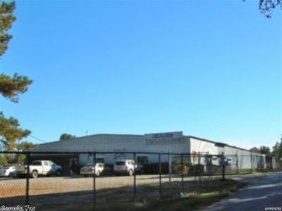 Malvern Commercial For Sale: 2667 Pine Bluff St