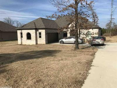 Hot Springs Single Family Home New Listing: 791 Marion Anderson Road