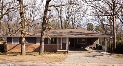 North Little Rock Single Family Home For Sale: 4700 N Vine Street