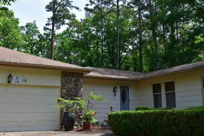 Hot Springs Vill. AR Single Family Home New Listing: $230,000