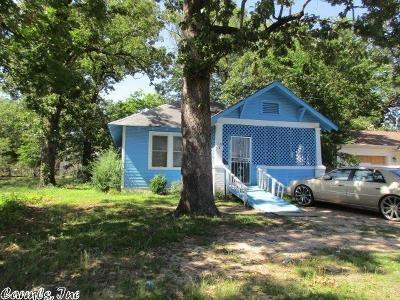 Pine Bluff Single Family Home New Listing: 507 W 24 Street