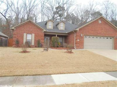 Little Rock Single Family Home New Listing: 30 Congressional Drive