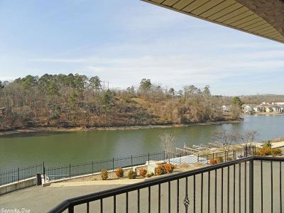 Garland County, Hot Spring County Condo/Townhouse For Sale: 620 Grandpoint Drive #24-2