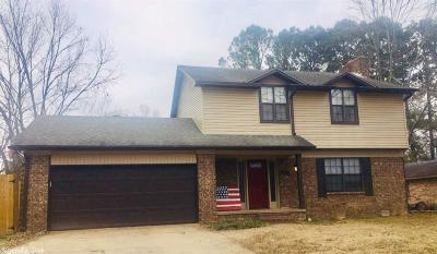 Searcy Single Family Home New Listing: 8 Cattail Road