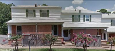 Little Rock Condo/Townhouse New Listing: 5700 B Street #11