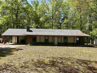 Pine Bluff Single Family Home For Sale: 9506 Shaklee Trail