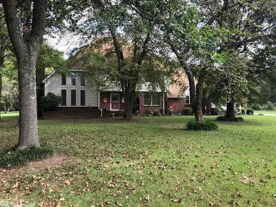 Single Family Home New Listing: 212 Logan Lane