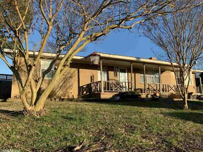 Searcy Single Family Home For Sale: 242 Whitlock Road