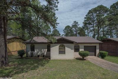 Little Rock AR Single Family Home New Listing: $110,900